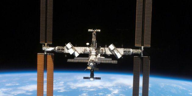 Station spatiale internationale : une fuite de substance toxique force les spationautes à évacuer le...