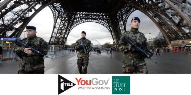 Terrorisme: plus de sécurité, moins de liberté? La question qui divise les Français [sondage