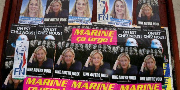 Municipales: le FN lance sa campagne face à la