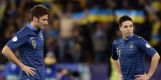 Ukraine-France: revivez le match aller des barrages avec le meilleur (et le pire) du
