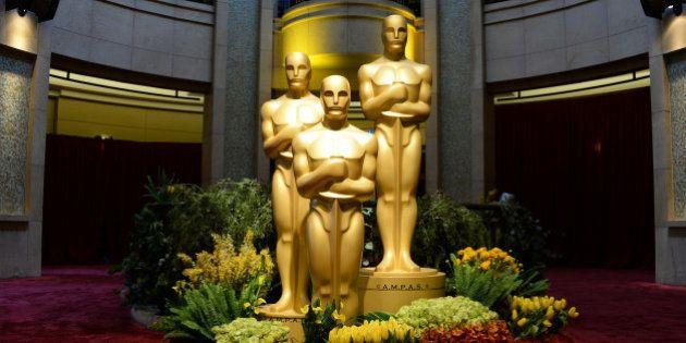 VIDÉOS. Oscars 2015: compte à rebours à Hollywood avant les
