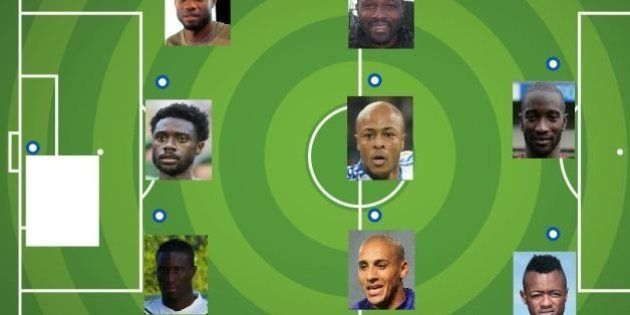 CAN 2015: l'équipe type de Ligue 1 de la