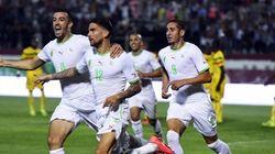 L'Algérie grande favorite de la