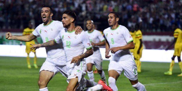 CAN 2015: l'Algérie grande favorite de la compétition, 25 ans après son dernier