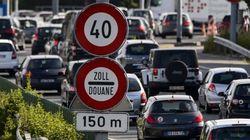 Franc suisse : le pouvoir d'achat des frontaliers bondit de
