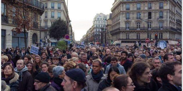 Qui sont les manifestants qui ont défilé