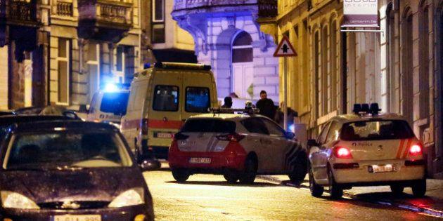 Terrorisme: en Belgique, une opération de police fait deux
