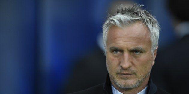 Fifa: David Ginola, candidat à la présidence contre Sepp Blatter ou simple coup de