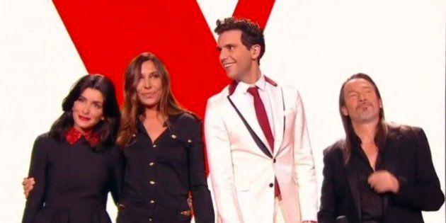 VIDÉO. The Voice Saison 4: Les coachs Mika, Zazie, Jenifer et Florent Pagny sont chanteurs mais aussi