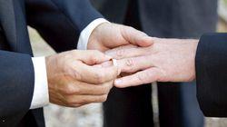 Mariage pour tous: 35.000, le bonheur comme rempart à