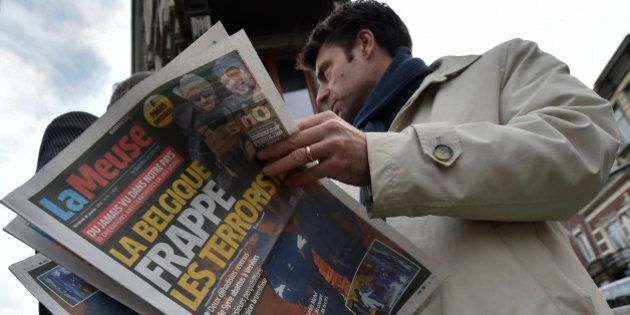 La Belgique, ancienne base arrière du terrorisme islamiste, maintenant prise pour
