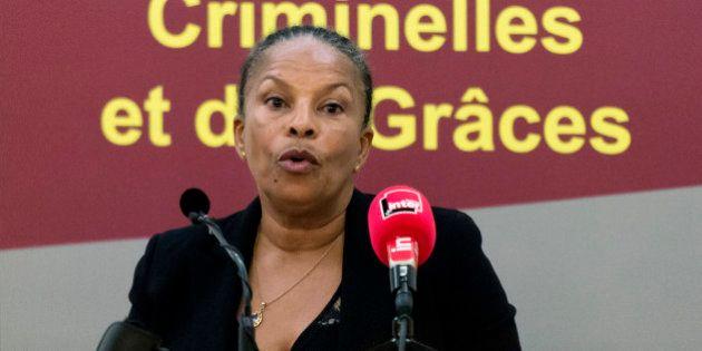 Christiane Taubira veut renforcer les sanctions contre le racisme et