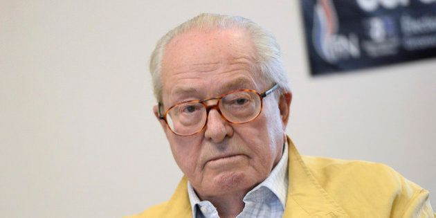 Jean-Marie Le Pen: l'attentat contre Charlie Hebdo