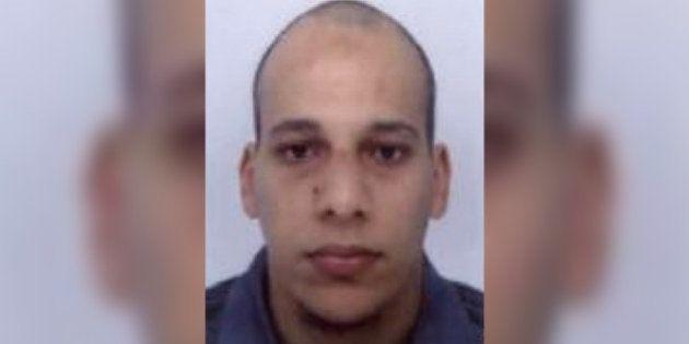 L'enterrement de Chérif Kouachi, l'un des auteurs de l'attentat contre