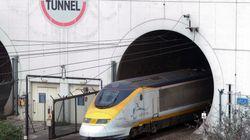 Trafic interrompu dans le tunnel sous la Manche après un