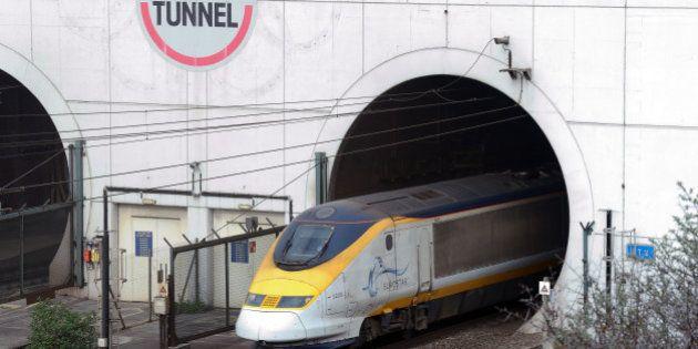 Tunnel sous la Manche : Trafic suspendu après un dégagement de