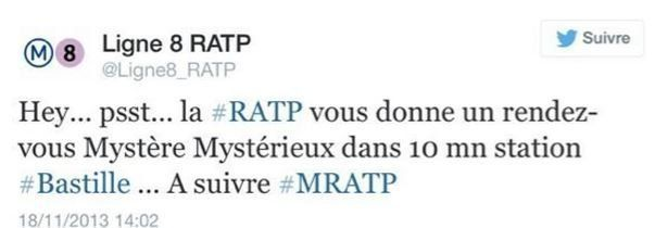 Tireur à Paris : le mauvais timing de la RATP et Matthieu