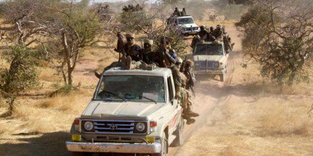 Boko Haram: le Tchad déploie 400 véhicules militaires pour combattre le groupe islamiste au Cameroun...