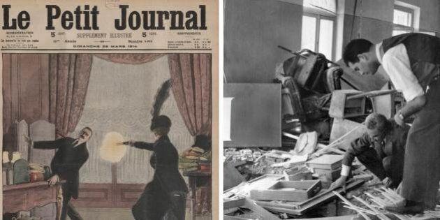 Tireur de Libération: quand la presse est prise pour