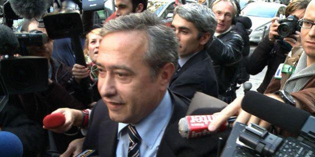 Municipales à Paris: Dominique Tiberi en lice dans le Ve arrondissement face à la candidate de