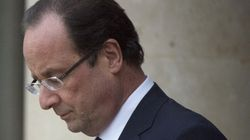 Monsieur Hollande, un arrêt de travail pour