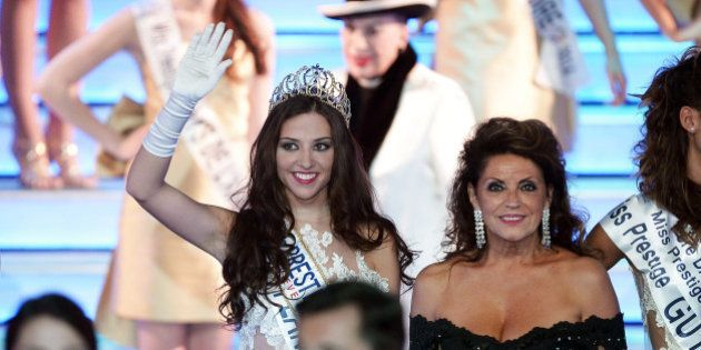 Miss Prestige National 2015 vient du