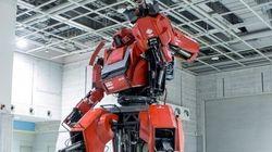 Offrez-vous un robot de guerre pour près de 900.000