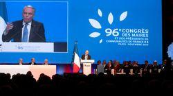 Congrès des maires: Ayrault esquive les sifflets et les sujets qui