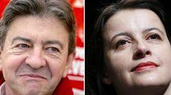 Syriza, loi Macron, écologie... Duflot et Mélenchon convolent en justes