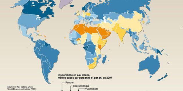 La préservation de la ressource en eau : enjeu clé du XXIème