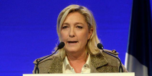 Le micro-parti de Marine Le Pen dans le viseur de la