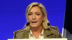 Une enquête vise son micro-parti, Marine Le Pen en