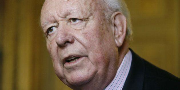 Gaudin à Marseille en 2014 : l'actuel maire va briguer un 4e