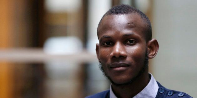 Lassana Bathily, héros humble et attristé de la prise d'otages de la porte de Vincennes, sera Français...