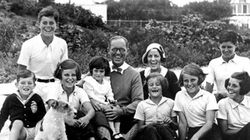 John Kennedy: une enfance sans