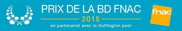 Prix BD Fnac 2015: le vainqueur est