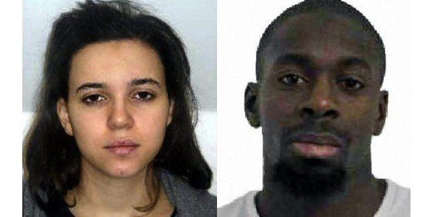 Amedy Coulibaly et Hayat Boumeddiene contrôlés par la police dans une voiture louée, dix jours avant...