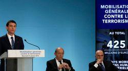 Terrorisme: Valls promet des moyens, pas une nouvelle