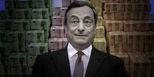 Le quantitative easing de la BCE: de quoi s'agit-il exactement? Explication d'un tour de magie digne...