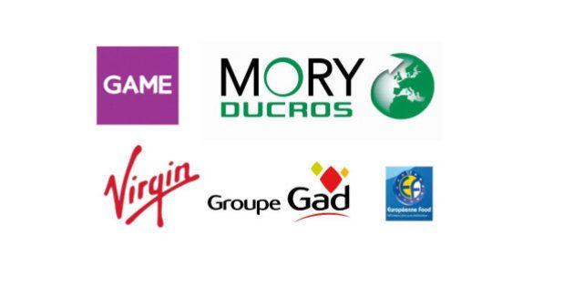 PHOTOS. Les 10 plus grosses faillites d'entreprises depuis l'élection de