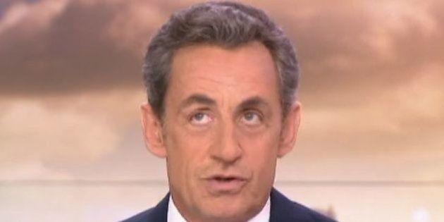 VIDÉO. Nicolas Sarkozy au 20h de France 2 contredit... par le 20h de France 2 (de