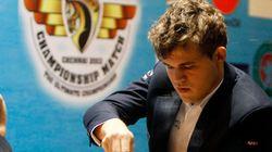 Le nouveau champion du monde d'échecs a 22