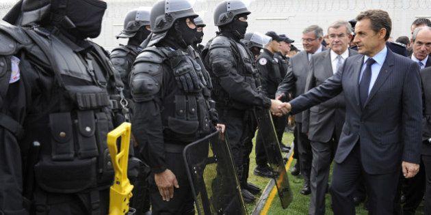 Sarkozy veut plus d'heures supplémentaires dans la police: mission