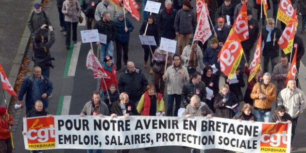 Syndicats : face aux bonnets rouges ils serrent les