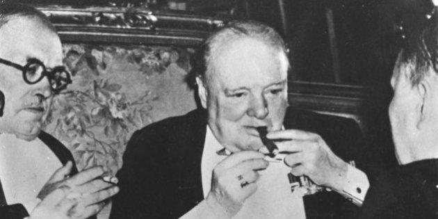 Winston Churchill est décédé il y a 50 ans. Boire et fumer, ne pas faire de sport... Voici ses