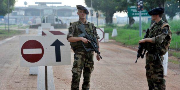 Un millier de soldats français déployés en Centrafrique pour environ six mois: si vous avez raté le