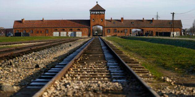 PHOTOS. Le camp d'Auschwitz en 2015, 70 ans après sa