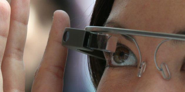 Google Glass: les opticiens comme rampe de lancement des lunettes