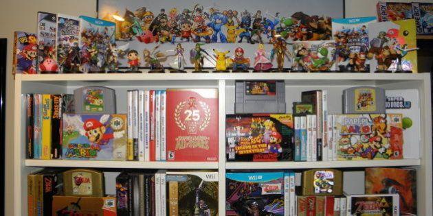 VIDÉO. Si vous aimez Nintendo, vous allez envier ce