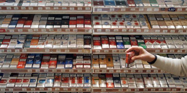 Prix du tabac : une association porte plainte contre quatre grands fabricants pour entente